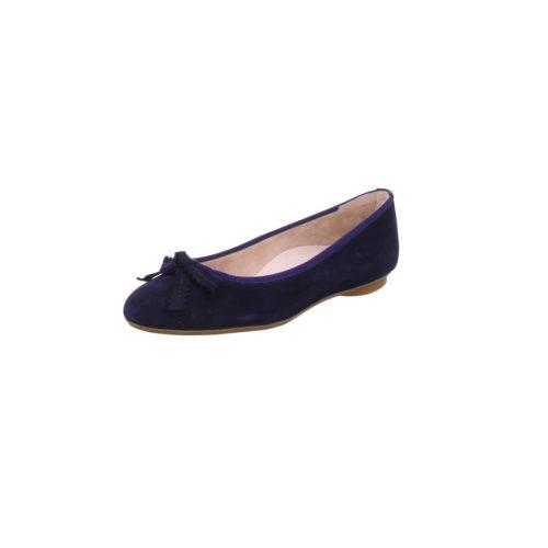 Damen Paul Green Ballerinas blau 40,5