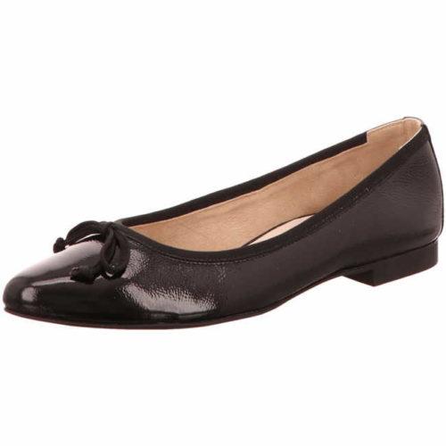 Damen Paul Green Ballerinas schwarz 0064-2480-104 39