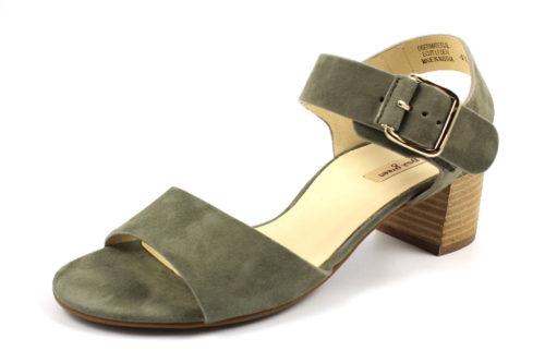 Damen Paul Green Klassische Sandalen grün 0064-7402-004/Sandalette... 37,5