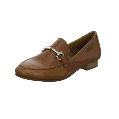 Damen Regarde le Ciel Mokassins braun Slipper 40