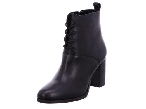 Damen SPM Schnür-Stiefeletten schwarz Sila Ankle Boot 40