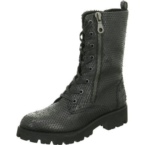 Damen SPM Stiefel schwarz black Nappalizzard 40