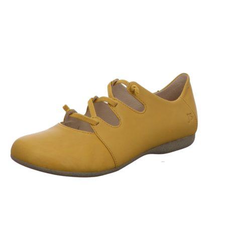 Damen Seibel Klassische Slipper gelb Fiona 44