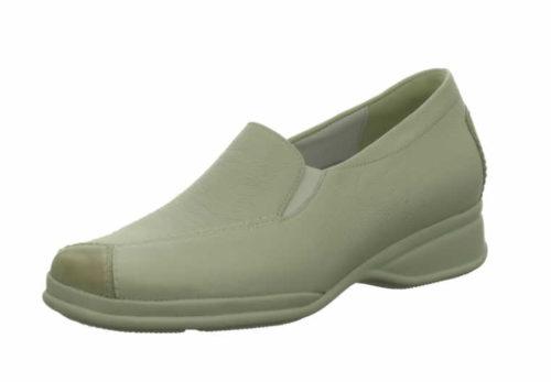 Damen Semler Komfort Slipper beige 42