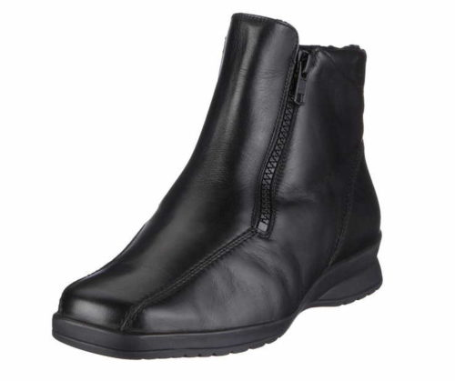 Damen Semler Stiefeletten schwarz K14266 35,5