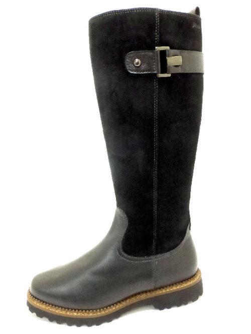 Damen Sioux Stiefel schwarz 39