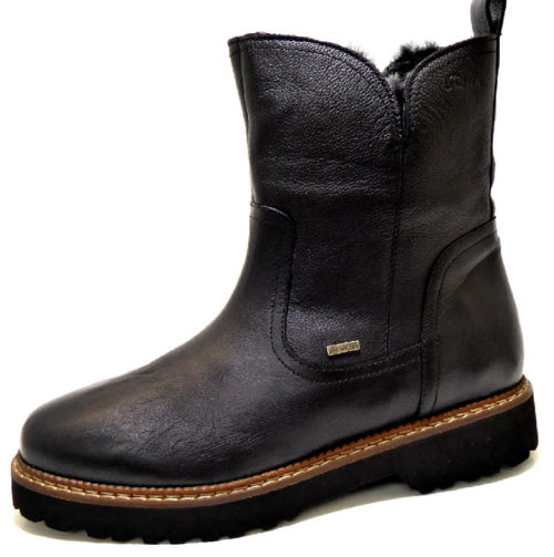 Damen Sioux Stiefel schwarz 40