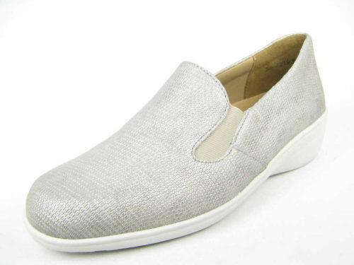 Damen Solidus Komfort Slipper beige Hedda 38