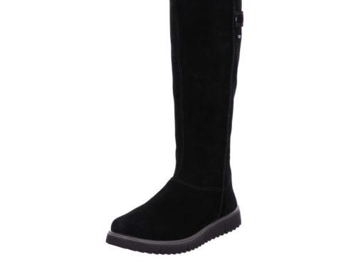Damen Superfit Stiefel schwarz Damenstiefletten LK CAMPANIA 37,5