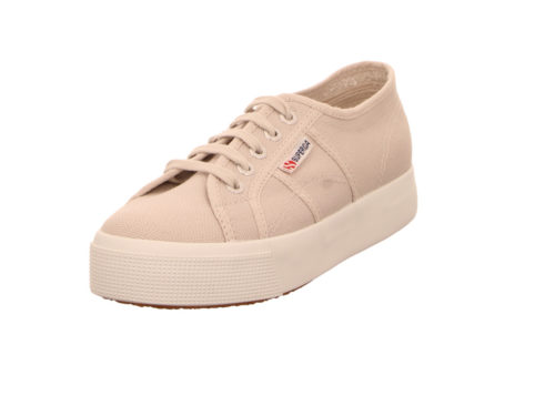 Damen Superga Mokassins grau 2730 - COTU,grey seashell 36
