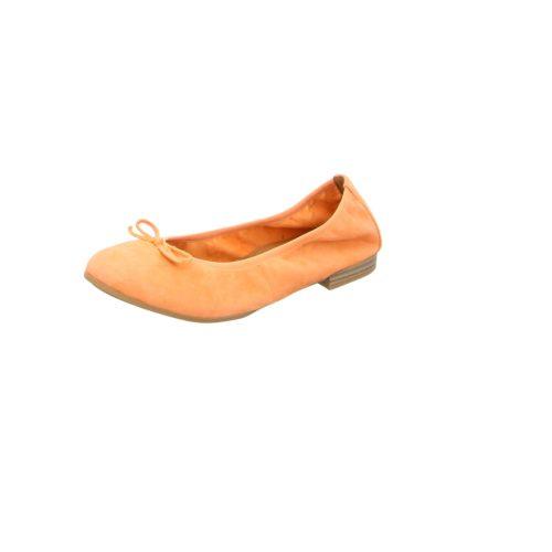 Damen Tamaris Ballerinas gelb peach 40