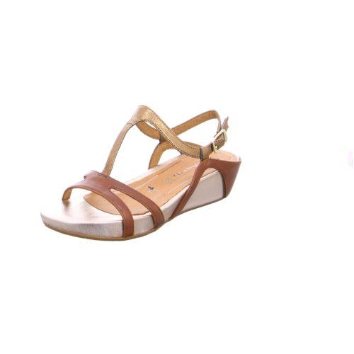 Damen Tamaris Klassische Sandalen braun Da.-Sandalette 41