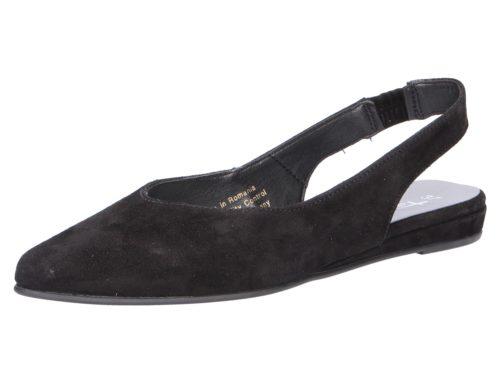 Damen Tamaris Klassische Slipper schwarz 36