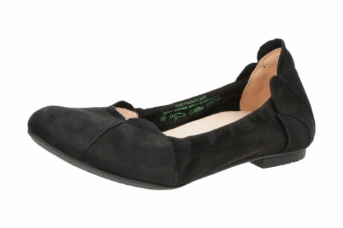 Damen Think Ballerinas schwarz 39,5