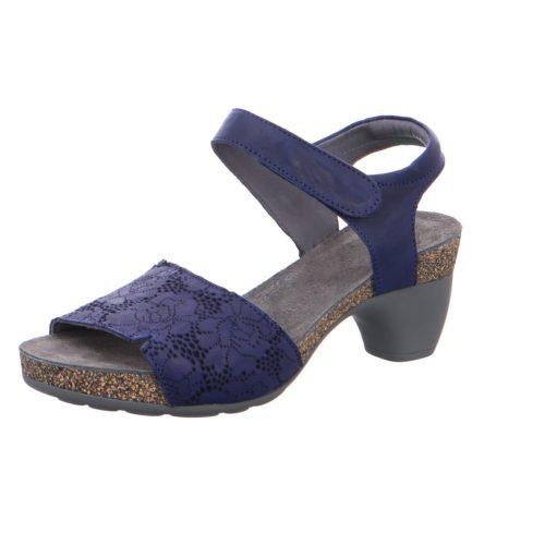 Damen Think Klassische Sandalen blau TRAUDI-Sandalette 37