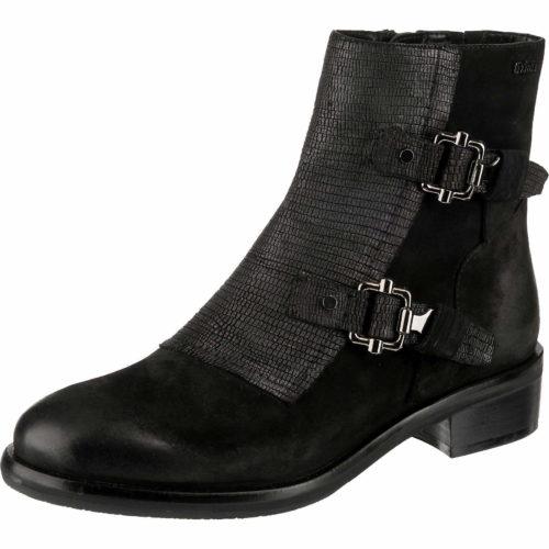 Damen Tizian Stiefeletten schwarz 38