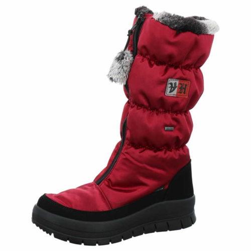 Damen Vista Stiefel rot Tex-Membrane 38