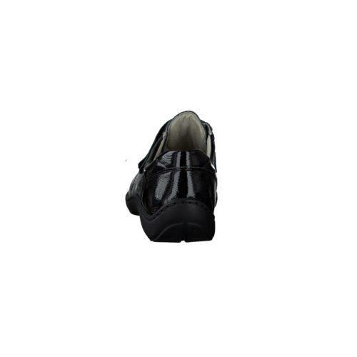 Damen Waldläufer Komfort Slipper schwarz Henni 37,5