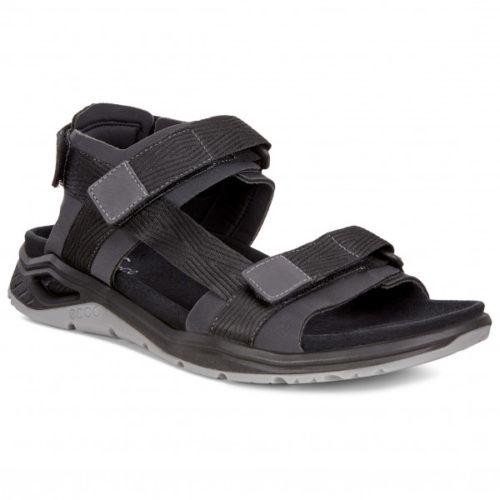Ecco - X-Trinsic Slim Strap - Sandalen Gr 40;41;42;43;44;45;46;47;48 schwarz/grau;schwarz
