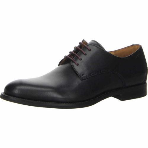 Herren Digel Business Schuhe schwarz Sebastian Schnürschuh 43