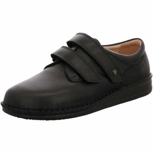 Herren Finn Comfort Komfort Schnürer schwarz Prophylaxe-Schuh 44