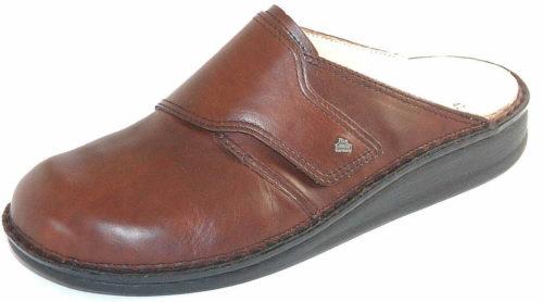 Herren Finn Comfort Pantoletten braun Finn Amalfi-088164 malt Iowa 45