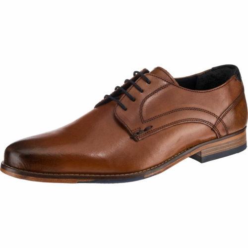 Herren Lurchi Business Schuhe braun Schnürschuh Business 45