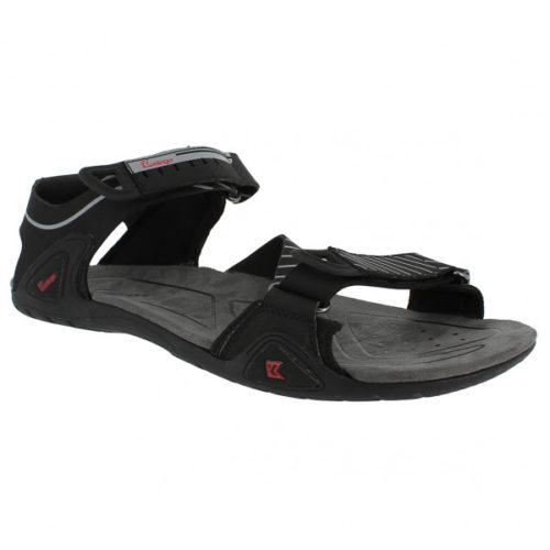 Kastinger - San-Mang Sandale - Sandalen Gr 40 schwarz