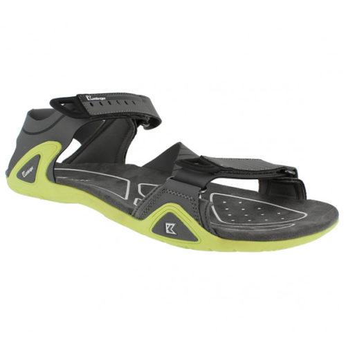 Kastinger - San-Mang Sandale - Sandalen Gr 40;41;42;43;44;45;46;47 schwarz/grau;schwarz
