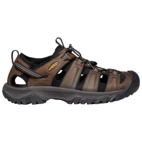 Keen - Targhee III Sandal - Sandalen Gr 8,5 schwarz/braun