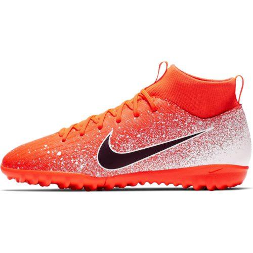 Nike JR MERCURIAL SUPERFLY 6 ACADEMY GS TF Fußballschuhe Kinder