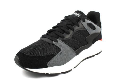 Unisex Adidas Hallenschuhe schwarz Crazychaos 46,5