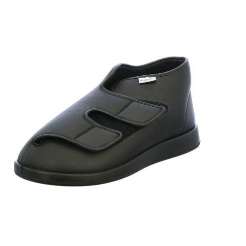 Unisex Florett Hausschuhe schwarz Florett 60924 schwarz Skye 39