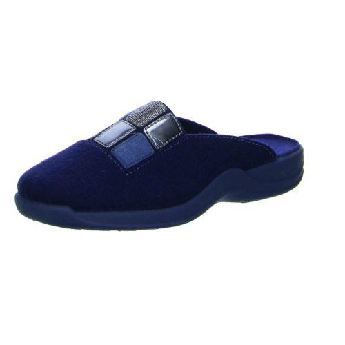 Unisex Rohde Hausschuhe blau 2305 39