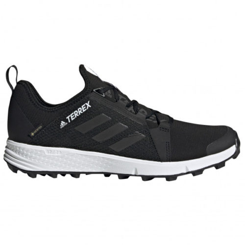 adidas - Terrex Speed GTX - Trailrunningschuhe Gr 11,5 schwarz/grau