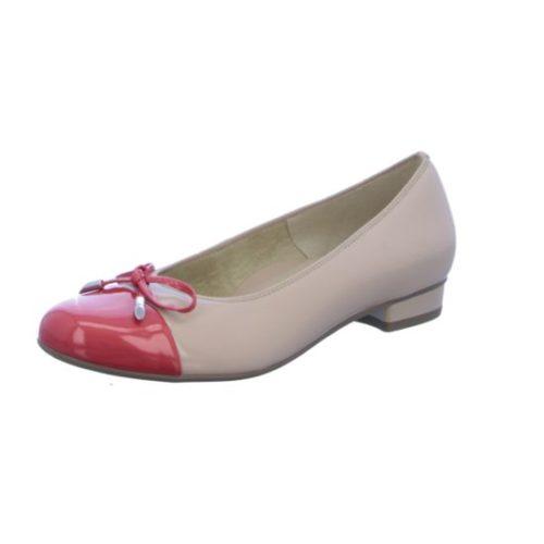 Damen Ara Ballerinas beige Bari-Hs 39