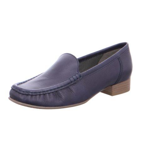 Damen Ara Klassische Slipper blau 40,5