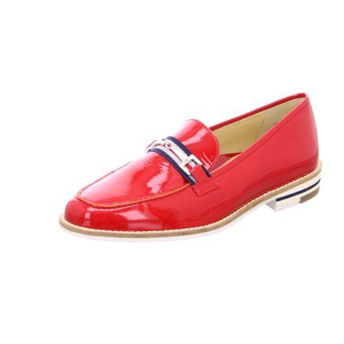 Damen Ara Klassische Slipper rot Kent 40,5