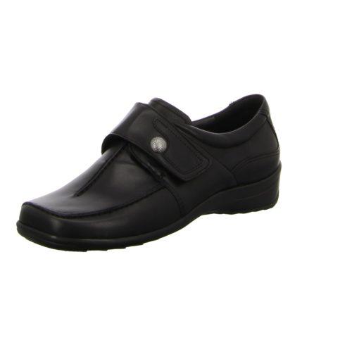 Damen Ara Komfort Slipper schwarz 40,5
