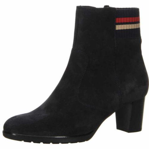 Damen Ara Stiefeletten blau Orly Boots 40,5