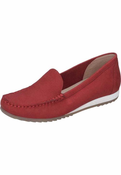 Damen Caprice Komfort Slipper rot CAPRICE 42