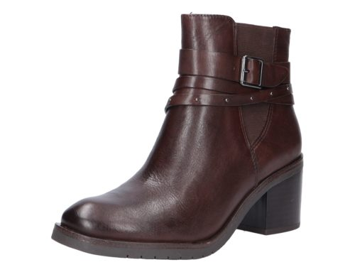 Damen Caprice Stiefeletten braun Woms Boots 40