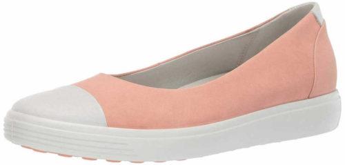 Damen Ecco Ballerinas lila/pink 39