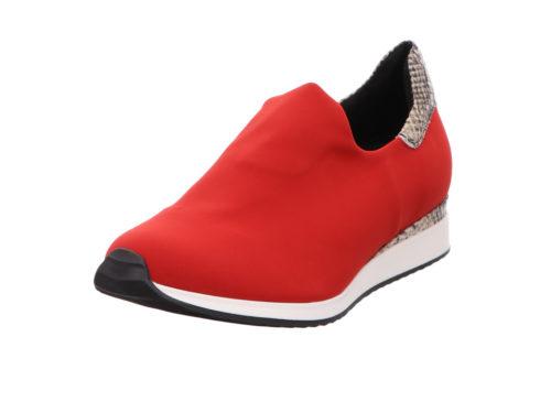 Damen Fantasy Shoes Klassische Slipper rot HIUMA,nicole rosso 38
