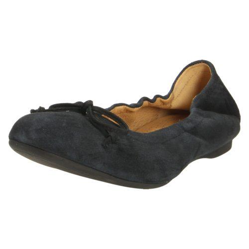 Damen Gabor Ballerinas blau Fashion 24 38