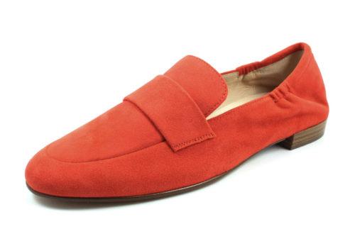 Damen Högl Klassische Slipper rot 42