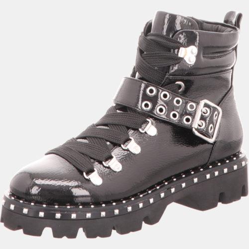 Damen La Strada Stiefeletten schwarz 39