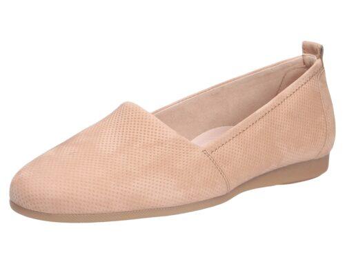 Damen Paul Green Klassische Slipper beige cuio 38,5
