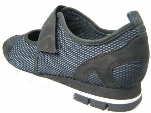 Damen Paul Green Sportliche Slipper schwarz 39