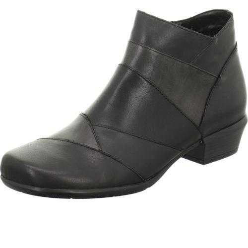 Damen Remonte Stiefeletten schwarz Stiefelette 40